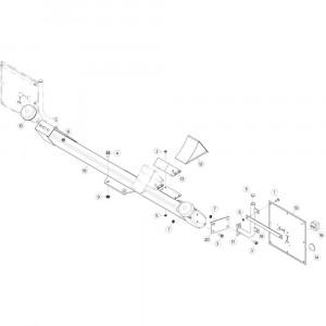 12 Verlichting, voorzijde 2 passend voor KUHN GF10802T