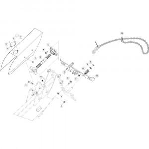 06 Aandrijving passend voor KUHN GF13002