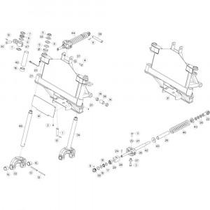 07 Kantelverstelling passend voor KUHN GF13012
