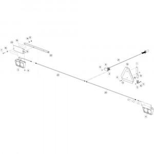 41 Verlichting VS passend voor KUHN GF13012