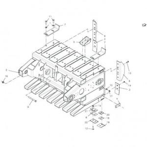026 Plunjer passend voor DEUTZ-FAHR BigMaster 5712