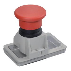 Schneider-Electric Paddestoelknop, GV2, impuls - GV2K011