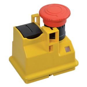 Schneider-Electric Paddestoelknop, GV2, sleutel - GV2K021