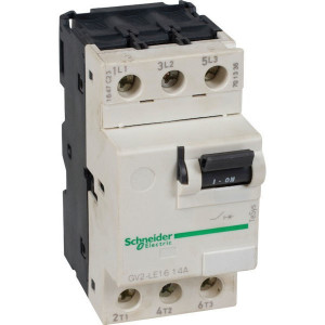 Schneider-Electric Motorbeveilingsschakelaar 2,5A - GV2L07 | 0,75 kW | 1,5 kW