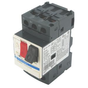 Schneider-Electric Motorbeveiligrelais, 0,25-0,4A - GV2ME03 | 0,25 ... 0,4 A | 0,09 kW