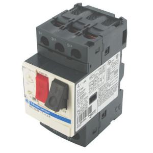 Schneider-Electric Motorbeveiligingsrelais 1-1,6A - GV2ME06 | 1 ... 1,6 A | 0,55 kW | 0,75 kW