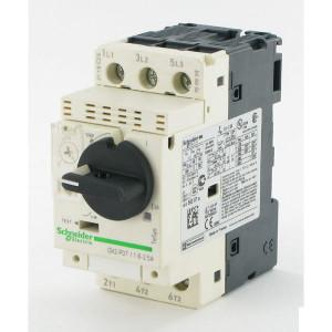Schneider-Electric Motorbeveiligingsschak, 4-6,3A - GV2P10 | 4 ... 6,3 A | 2,2 kW