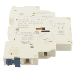 Schneider-Electric Hulpcontactblok 1m/1 v-contact - GVAD0110 | 1 pcs maker | 1 pcs verbreker