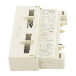Schneider-Electric Hulpcontactblok 1m/1 v-contact - GVAE11 | 1 pcs maker | 1 pcs verbreker