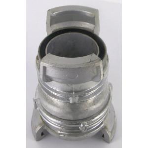 Koppeling DN50>65, 2>2 1/2 - GVG050065 | Aluminium | 16 bar | Guillemin | 50 > 65 mm | 2 > 2 1/2 Inch