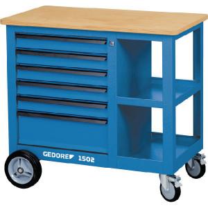 Gedore Werkplaatswagen 1502 - GW1502 | H 875 x B 950 x T 550 mm