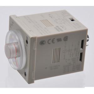 Tijdrelais 100-240VAC Omron - H3CRF8 | 5A A | 250 V | 100...240V AC V | 1.250 VA | 50 (5 / 10) V/mA | 0,05s...30h | 100 ms