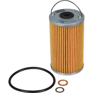 MANN-FILTER Oliefilterelement - H614X | 106 mm | 19 mm C | H 614 x | 106 mm | H 614 x