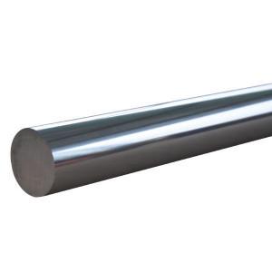 Hardchroom as 38mm - HAC38 | Maximale lengte 6 meter | 600 N/mm² N/mm² | 450 N/mm² N/mm² | 40 AISI MB117 | 0,2 µm | 1050 HV | 25 µm min