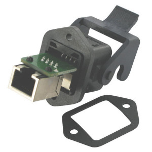 Harting Ethernet stekker RJ45 - HAN3ARJ45 | IP67 / IP65 IP