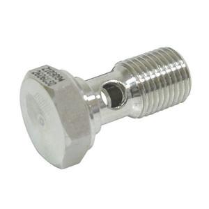 Dicsa Holbout 1/2 V4A - HBB08RVS | BSP holbout | RVS 316 L | 1/2 BSP | 45 mm | 52 mm