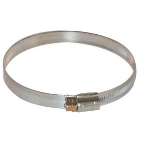Slangklem 20-32mm V2A - HC92032RVS | Afgeronde randen | 20 32 mm | 9 mm