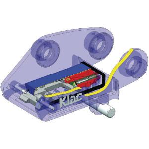 Snelwissel Klac F hydraulisch - HCKS10F | Graafmachines