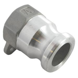 "Camlock A 1"" bi rvs - HCN100ASS025 | Roestvrij staal | 1 Inch | 36,5 mm | 1 Inch"