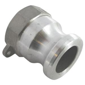 "Camlock A 1 1/4"" bi rvs - HCN100ASS032 | Roestvrij staal | 1 1/4 Inch | 45,5 mm | 1 1/4 Inch"