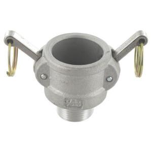"Camlock B 3/4"" Bu alu - HCN100BAL019 | Aluminium | 3/4 Inch | 32,5 mm | 3/4 Inch"