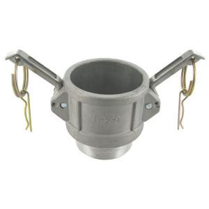 "Camlock B 2"" Bu alu - HCN100BAL051 | Aluminium | 2 Inch | 63,5 mm | 2 Inch"