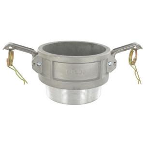 "Camlock B 4"" Bu alu - HCN100BAL102 | Aluminium | 4 Inch | 120 mm | 4 Inch"