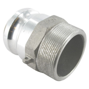 "Camlock F 2 1/2"" mnl. alu - HCN100FAL063 | Aluminium | 2 1/2 Inch | 76 mm | 2 1/2 Inch"