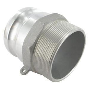 "Camlock F 3"" mnl. alu - HCN100FAL076 | Aluminium | 3 Inch | 91,5 mm | 3 Inch"
