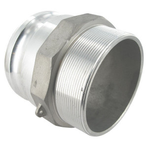 "Camlock F 4"" mnl. alu - HCN100FAL102 | Aluminium | 4 Inch | 119 mm | 4 Inch"