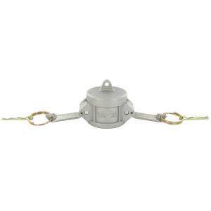 "Camlock kap v. 1 1/2"" RVS - HCN100GSS038 | 1 1/2 Inch | 54 mm"