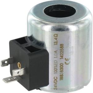 Spoel v. HD3-03 24 VDC - HD3924DIN | 24 V | 13.5 W | 2.4 A | ISO4400/DIN43650/A | IP 67 IP