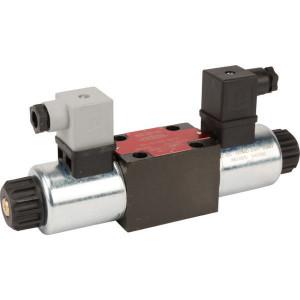 Prop. stuurventiel 5 l, 12 V, zwevend - HD3PS305C10R2 | Regelen van oliestromen | 5 l/min | 2,3 Ohm | P-closed, ABT-open