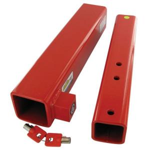 Bakvergrendeling slot cpl. - HDL1002