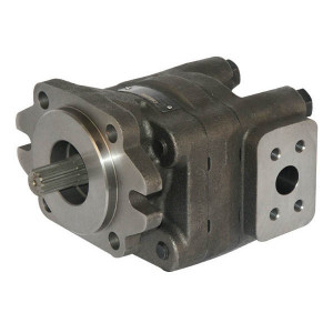 "Casappa Pomp HDP30.51 D0-04S3 LMD/MC-N - HDP3051D | 51,83 cc/omw | 230 bar p1 | 2500 Rpm omw./min. | 300 Rpm omw./min. | 206,5 mm | 23,45 mm | 160 mm | 150 mm | SAE 3000 1 1/4"" | SAE 3000 1"""