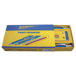 Bleispitz Markeerstift professionele set - HG0099