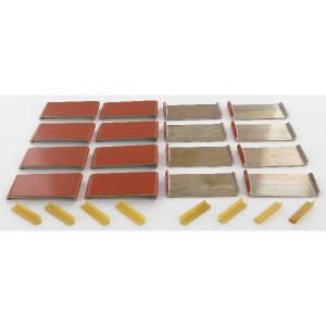 Uniflex Set glijlagers HM200/250 - HM9200S2261