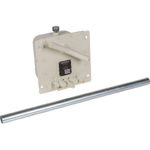 Handpomp Weber 5ltr.tank - HP5LL | 180 bar | 5 l ltr. | 0,019 l/min | 9.5 + 9.5 cc | 200 Nm