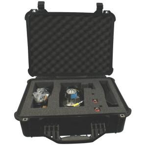 "Webtec Koffer met meetunit digitaal 5400 - HPM54001KIT | 0 600 bar | 1"" BSP"