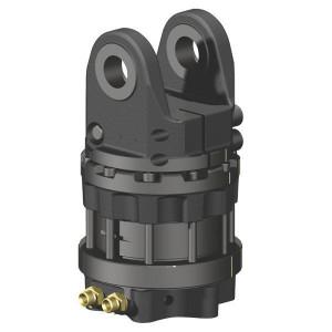 Baltrotors Rotator 100kN - HR10SM | Harvester Rotator | Eindloos draaiend | Harvester | 30 l/min | Rotator 25MPa N | 100 kN | 2700 Nm | +50/-45 kN | +100/-90 kN