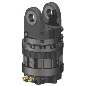 Baltrotors Rotator 160kN - HR16SM | Harvester Rotator | Eindloos draaiend | Harvester | 40 l/min | Rotator 25MPa N | 160 kN | 3500 Nm