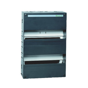 Eaton Kunststof verdeelkast,2R,12TE - HT330S6 | 250 mm | 330 mm | 94 mm