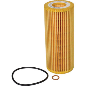 MANN-FILTER Oliefilterelement metaalvrij - HU7214X | 153 mm | 31 mm C | HU 721/4 x | 153 mm | HU 721/4 x