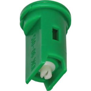Lechler Venturi spleetdop IDK 90° groen keramisch - IDK90015C | Zeer goede slijtvastheid | 8 mm | Keramisch | 1,5 6 bar | 90°