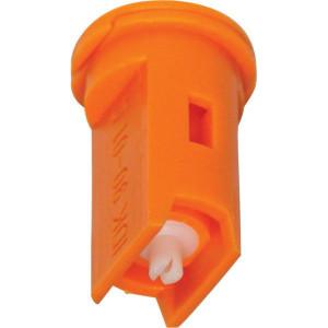 Lechler Venturi spleetdop IDK 90° oranje keramisch - IDK9001C | Zeer goede slijtvastheid | 8 mm | Keramisch | Oranje | 1,5 6 bar | 90°