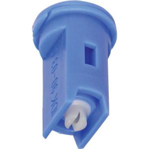 Lechler Venturi spleetdop IDK 90° blauw keramisch - IDK9003C | Zeer goede slijtvastheid | 8 mm | Keramisch | 1,5 6 bar | 90°