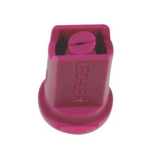 Lechler Venturi kantdop IDKS 80° violet kunststof - IDKS80025POM | 8 mm | Kunststof | violet | 1,5 6 bar | 80°