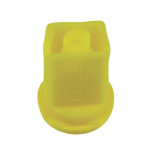 Lechler Venturi kantdop IDKS 80° geel kunststof - IDKS8002POM | 8 mm | Kunststof | 1,5 6 bar | 80°