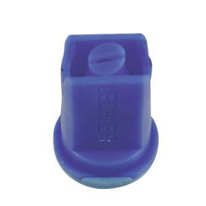 Lechler Venturi kantdop IDKS 80° blauw kunststof - IDKS8003POM | 8 mm | Kunststof | 1,5 6 bar | 80°