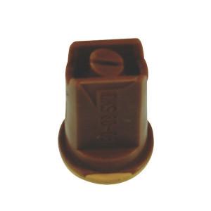 Lechler Venturi kantdop IDKS 80° bruin kunststof - IDKS8005POM | 8 mm | Kunststof | 1 6 bar | 80°